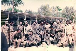 شهید اثری نژاد,تدارکات,سپاه,لجستیک,آماد و پشتیبانی,دفاع مقدس,عکس کیفیت بالا
