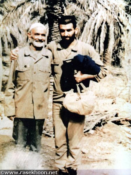 نتیجه تصویری برای شهادت شهیدبابایی