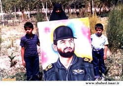 آلبوم تصاویر شهید خلبان بابایی