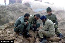 آلبوم تصاویر شهید باکری , عکس شهید باکری , باکری در جنگ