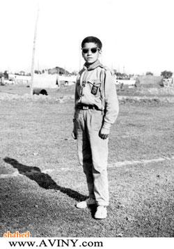 دانلود عکس,عکس,احمد کشوری,شهید کشوری,شهید احمد کشوری,کشوری,هلیکوبتر,بالگرد,خلبان