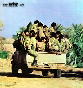 دفاع مقدس ، جنگ هشت ساله ، اعزام به دفاع مقدس ، آرشیو موضوعی -13