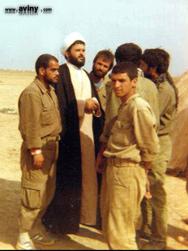 دفاع مقدس ، جنگ هشت ساله ، روحانیون در دفاع مقدس ، آرشیو موضوعی - 07