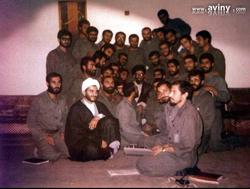 دفاع مقدس ، جنگ هشت ساله ، روحانیون در دفاع مقدس ، آرشیو موضوعی - 08