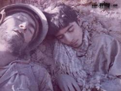 دفاع مقدس ، جنگ هشت ساله ، لحظه شهادت در دفاع مقدس ، آرشیو موضوعی دفاع مقدس - 01