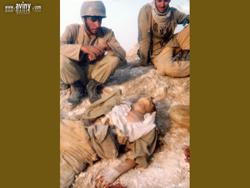 دفاع مقدس ، جنگ هشت ساله ، لحظه شهادت در دفاع مقدس ، آرشیو موضوعی دفاع مقدس - 04