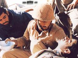 دفاع مقدس ، جنگ هشت ساله ، لحظه شهادت در دفاع مقدس ، آرشیو موضوعی دفاع مقدس - 12