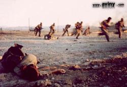 دفاع مقدس ، جنگ هشت ساله ، لحظه شهادت در دفاع مقدس ، آرشیو موضوعی دفاع مقدس - 13