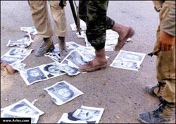 تصاویر عملیات مرصاد، شکست مجاهدین ، شکست منافقین