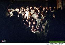 آلبوم تصاویر مقام معظم رهبری ، تصاویر حضرت آقا ، عکسهای امام خامنه ای ، خامنه ای به روایت تصویر ، عکسهای زمان جنگ آقای خامنه ای