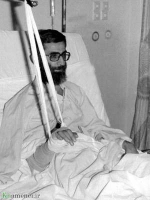 تصاویر پس از انفجار 6 تیر سال 60