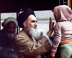 کودکان و امام خمینی (ره)