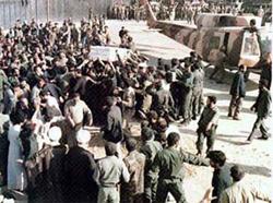 عکس های تشیع امام خمینی (ره)