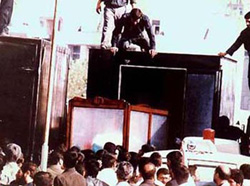 عکس های وداع با امام خمینی (ره)