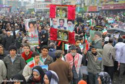 تصاویر راهپیمایی 22 بهمن 89