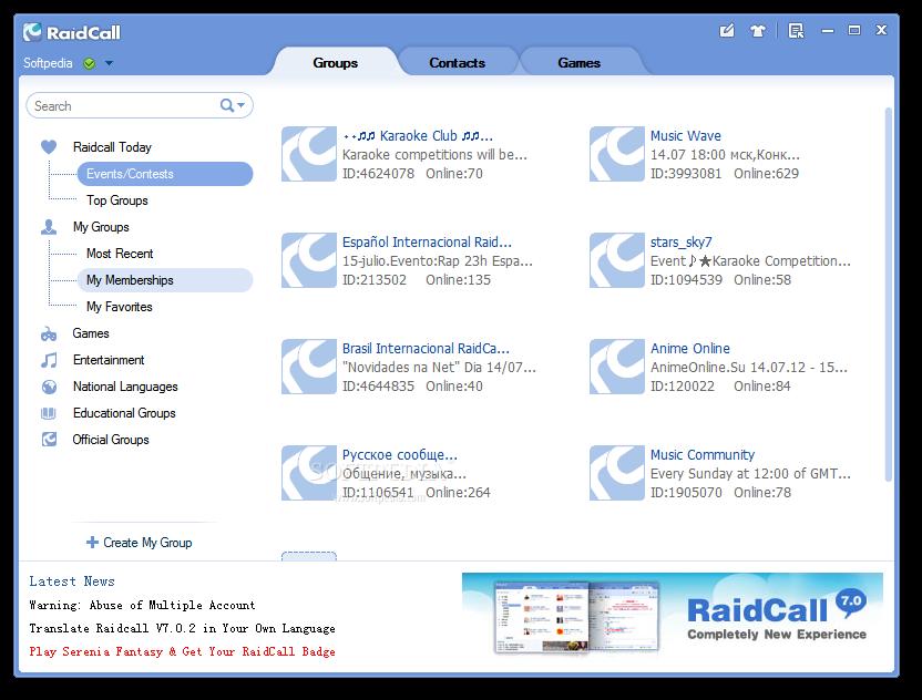 Raidcall Через Торрент