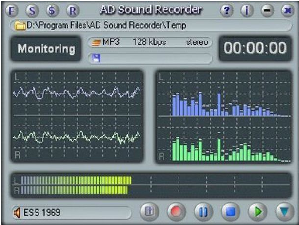 Adrosoft AD Sound Recorder 5.5.4 Portable. Новости Интернета. Ключи для а